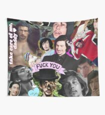 Adam driver blessed us Wall Tapestry