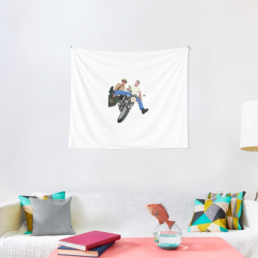 Don't Blink Tapestry