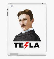 Tesla, the Inventor iPad Case/Skin