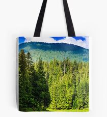 freshness near forest Tote Bag