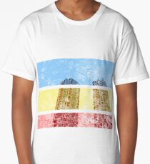 Apartment Sunset (Distressed) Long T-Shirt