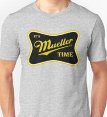 Müller-Zeit 2018 Unisex T-Shirt