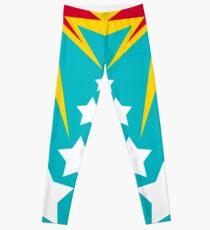 Wonder Woman Style Leggings Leggings