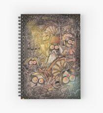 The Ghosts of Jorasanko Spiral Notebook