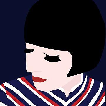 Modernist Female by modernistdesign