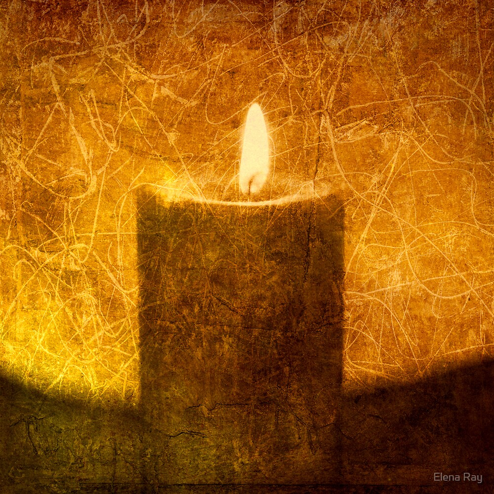 Candle by Elena Ray