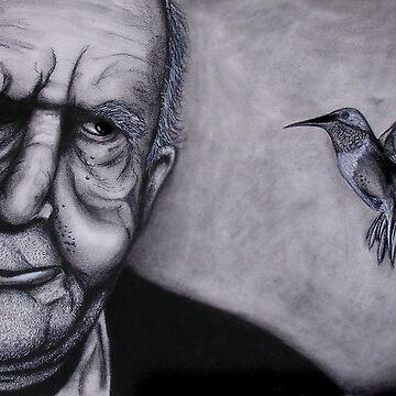 Old Man HummingBird by AdamSchneider