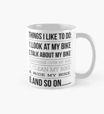 Fahrrad Tasse (Standard)