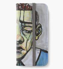 Zombie Boy iPhone Wallet/Case/Skin