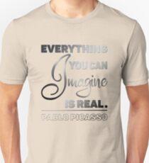 Alles was du dir vorstellen kannst ... Unisex T-Shirt