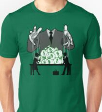 working for the man Unisex T-Shirt