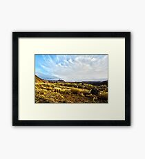 Countryside Framed Print