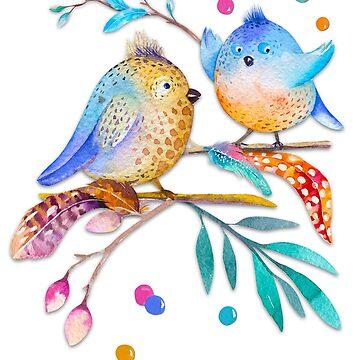 Happy Birds II - (nicht) nur für Kinder von M-ohlala