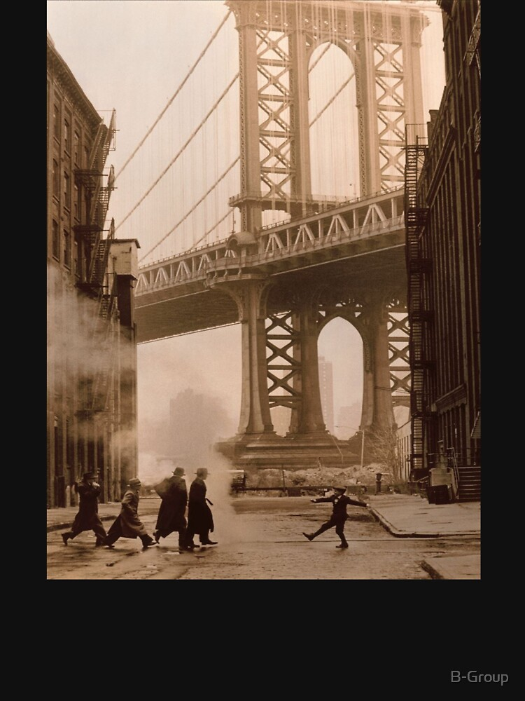 Once Upon a Time in America by B-Group