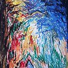 """Stormy Mosaic"" (no margin) by MarkArTurner"