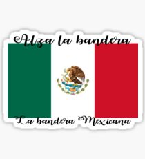 In the Heights-Mexican flag Sticker
