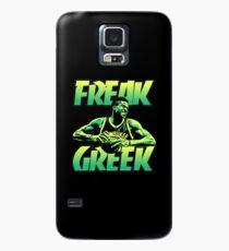 Funda/vinilo para Samsung Galaxy monstruo griego