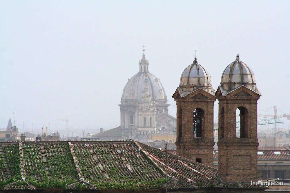 Rome by lee ingleton