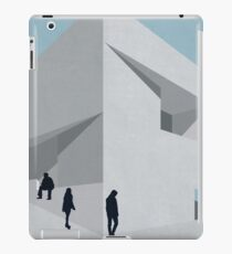 Meet me at the corner iPad Case/Skin