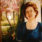 Karen Yardley, First President of Lauralton Hall Academy by Cathy Amendola