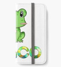 Marco Frog iPhone Wallet/Case/Skin