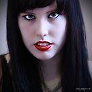 Red Lipstick by Lindsey McKnight