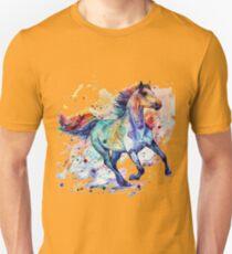 horse art Unisex T-Shirt