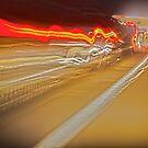 Speed of Light  -  Long Exposure by Buckwhite