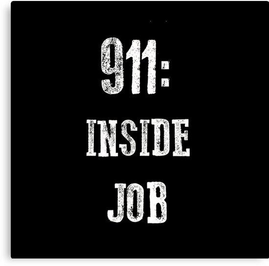 911: Inside Job by Mark5ky