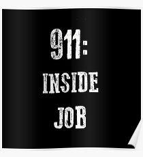 911: Inside Job Poster