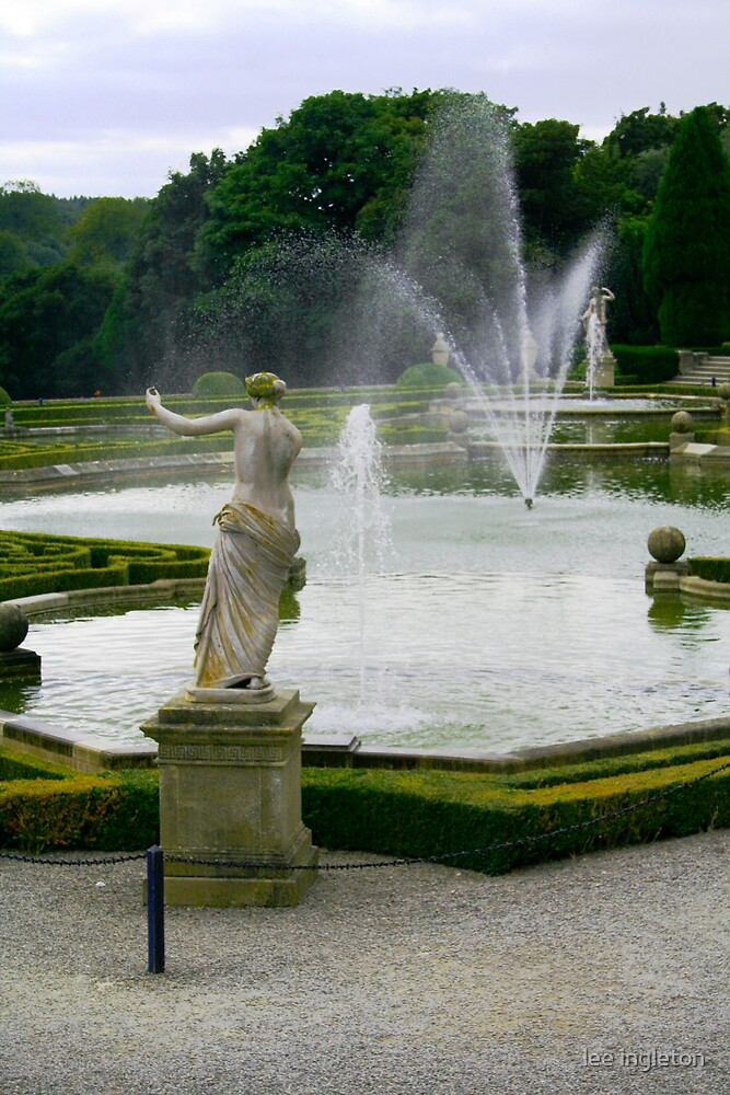 Blenheim Palace by lee ingleton