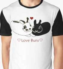 Love Buns Graphic T-Shirt