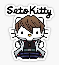 Seto Kitty Sticker