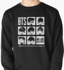 BTS WE ARE BULLETPROOF Chibi Pullover