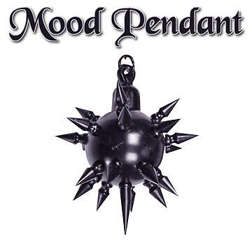 Mood Pendant by Talibanez