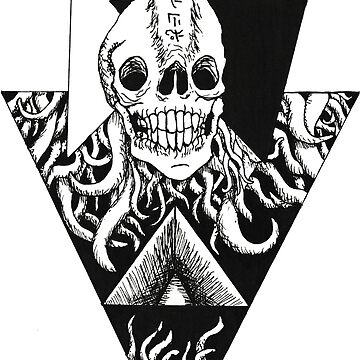 Skull of the Oracle by rdickinson