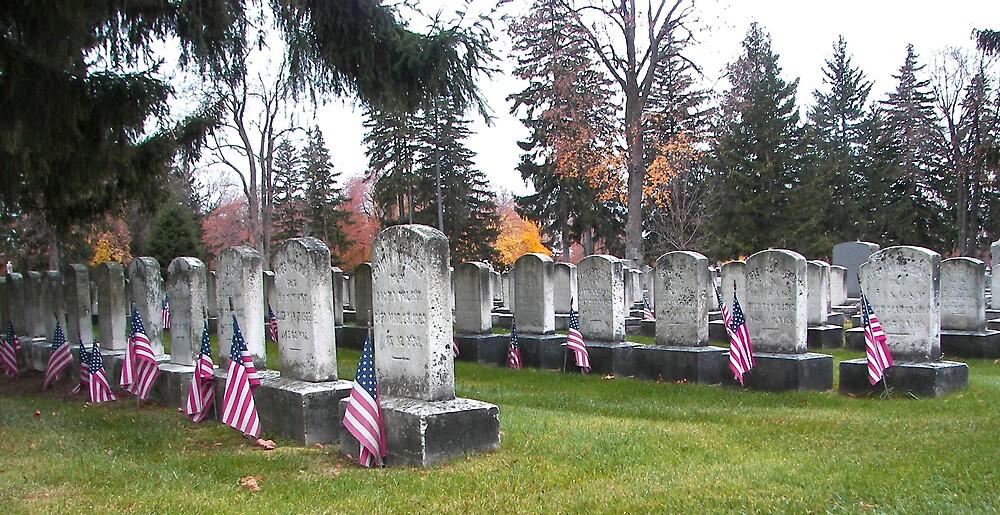 Civil War Veterans by madmac57