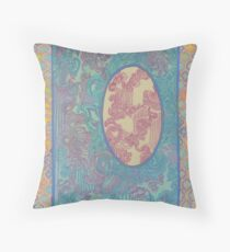 Pastel - The Qalam Series Throw Pillow