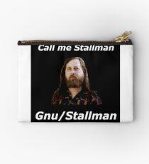 gnu/stallman Studio Pouch
