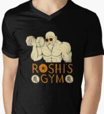 Roshi's Gym Men's V-Neck T-Shirt