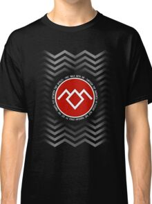 Twin Peaks - Fire Walk with me Classic T-Shirt