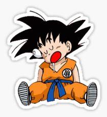 Gohan Sticker