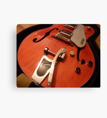 The Gretsch Canvas Print