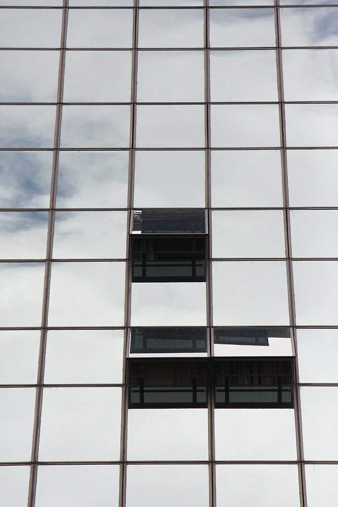 reflection of the sky by nickaldridge