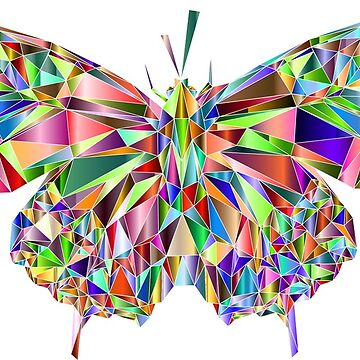 Crystal Butterfly by wsfortenberry