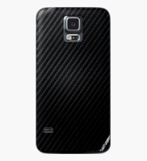 Modern Carbon Fiber Wrap Case/Skin for Samsung Galaxy