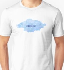 Eightfold Cloud Design Unisex T-Shirt