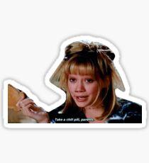 Lizzie McGuire - Parents Sticker