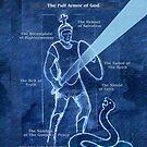 Full Armor of God - Warrior 1 by Patricia Howitt