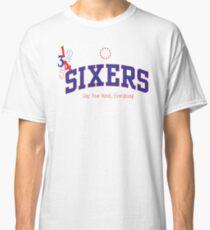1,2,3,4,5,6ers Classic T-Shirt
